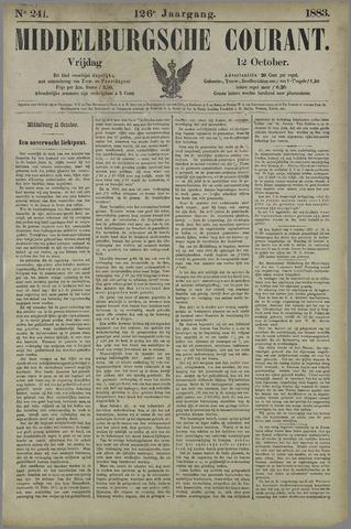 Middelburgsche Courant 1883-10-12
