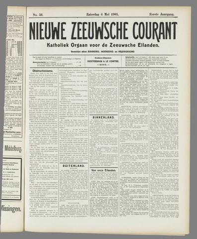 Nieuwe Zeeuwsche Courant 1905-05-06