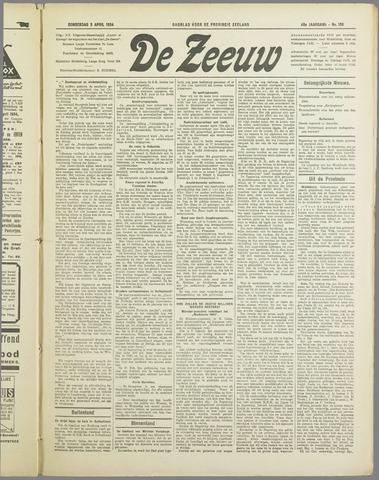 De Zeeuw. Christelijk-historisch nieuwsblad voor Zeeland 1934-04-05