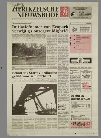 Zierikzeesche Nieuwsbode 1994-07-01