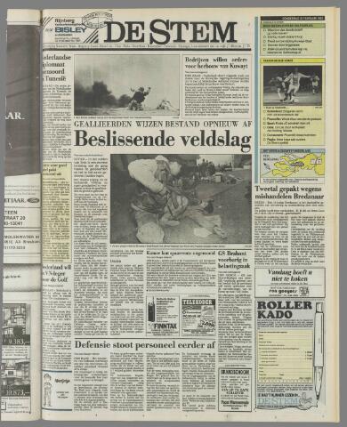de Stem 1991-02-28