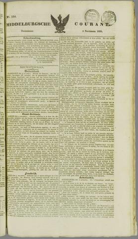 Middelburgsche Courant 1837-11-09