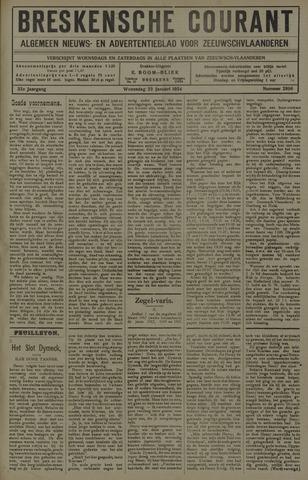 Breskensche Courant 1924-01-23