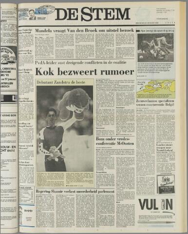 de Stem 1992-01-20