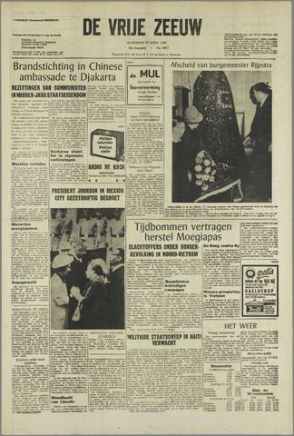 de Vrije Zeeuw 1966-04-16