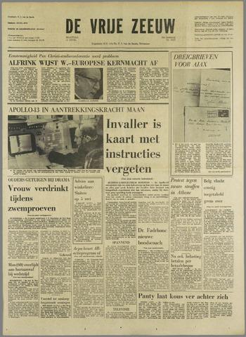 de Vrije Zeeuw 1970-04-13