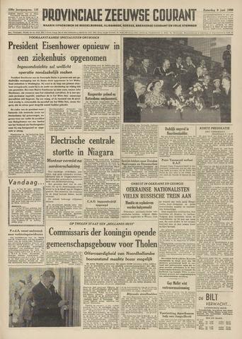 Provinciale Zeeuwse Courant 1956-06-09