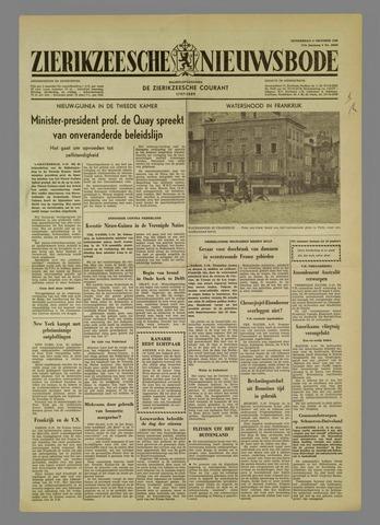 Zierikzeesche Nieuwsbode 1960-10-06