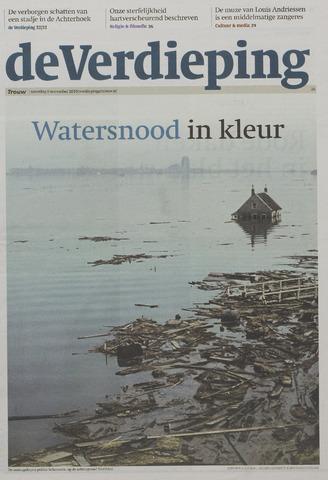 Watersnood documentatie 1953 - kranten 2010