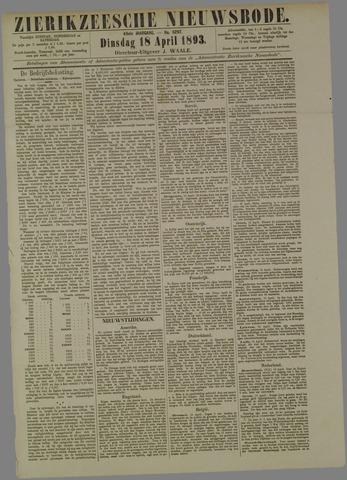 Zierikzeesche Nieuwsbode 1893-04-18
