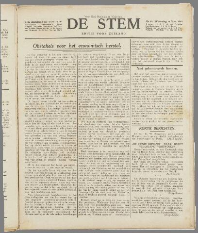 de Stem 1945-02-14