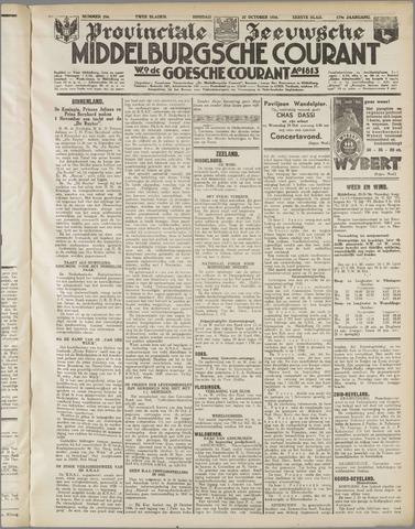 Middelburgsche Courant 1936-10-27