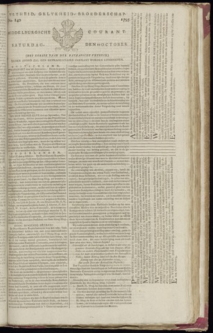 Middelburgsche Courant 1795-10-10