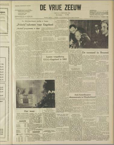de Vrije Zeeuw 1962-12-21