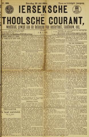 Ierseksche en Thoolsche Courant 1904-07-23