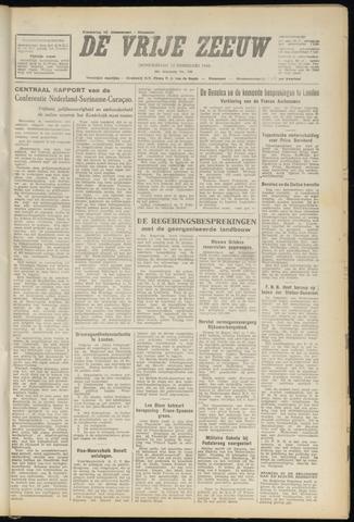 de Vrije Zeeuw 1948-02-12