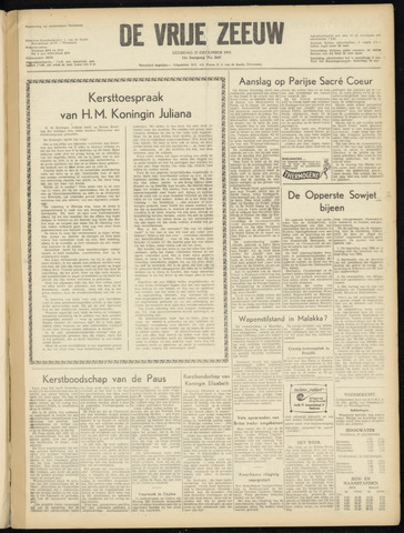 de Vrije Zeeuw 1955-12-27