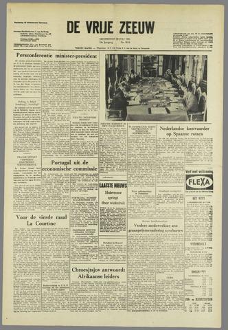 de Vrije Zeeuw 1963-07-25