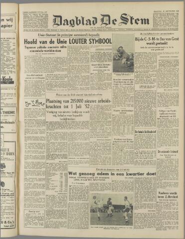 de Stem 1949-09-26