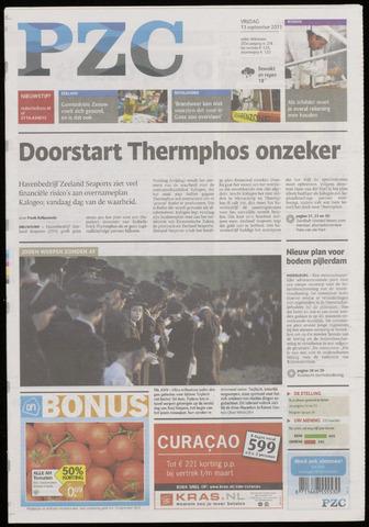 Provinciale Zeeuwse Courant 2013-09-12