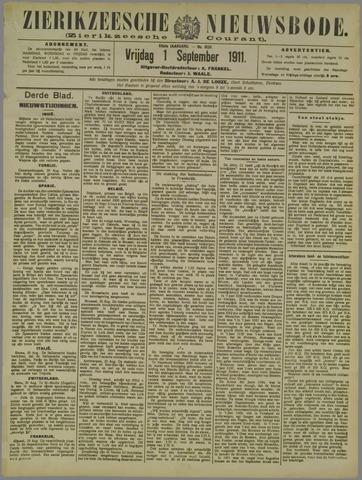 Zierikzeesche Nieuwsbode 1911-09-01