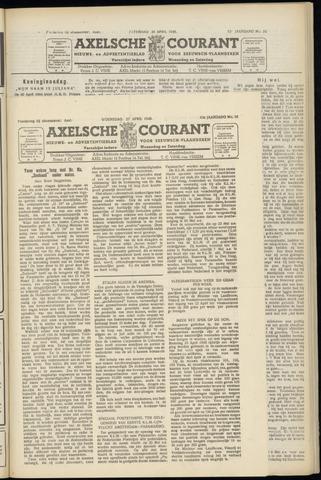 Axelsche Courant 1949-04-27