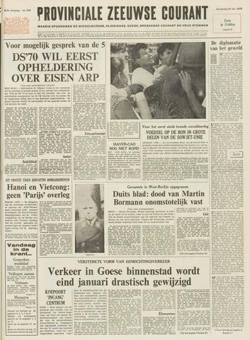 Provinciale Zeeuwse Courant 1972-12-28
