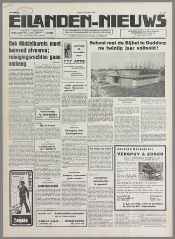 Eilanden-nieuws. Christelijk streekblad op gereformeerde grondslag 1976-11-05