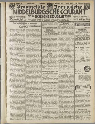 Middelburgsche Courant 1937-11-29