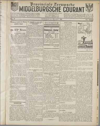 Middelburgsche Courant 1930-03-11