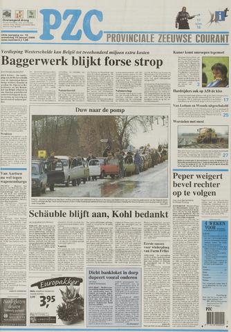 Provinciale Zeeuwse Courant 2000-01-19
