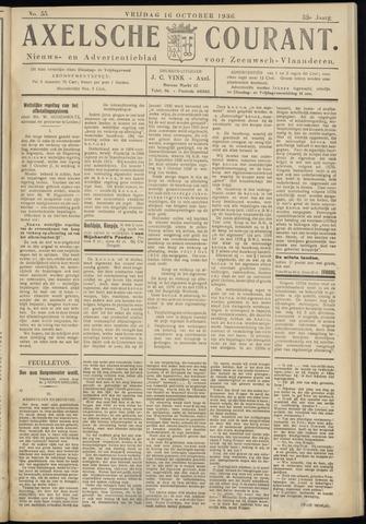 Axelsche Courant 1936-10-16