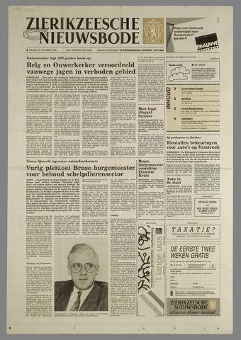 Zierikzeesche Nieuwsbode 1991-11-15