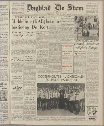 de Stem 1963-06-25