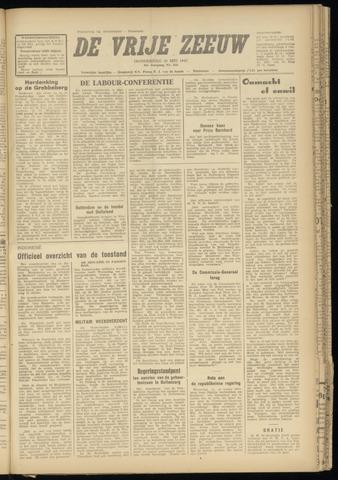 de Vrije Zeeuw 1947-05-29