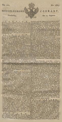 Middelburgsche Courant 1775-08-24