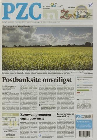 Provinciale Zeeuwse Courant 2008-08-16