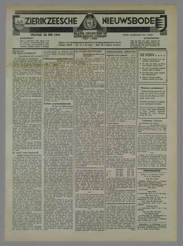 Zierikzeesche Nieuwsbode 1941-05-30