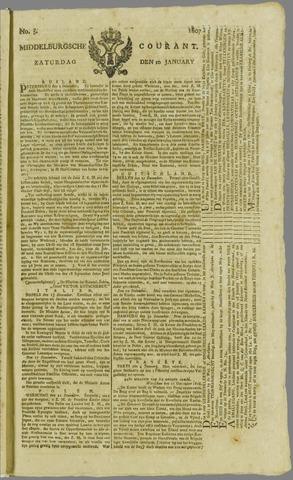 Middelburgsche Courant 1807-01-10