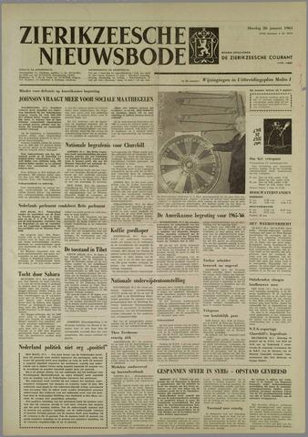 Zierikzeesche Nieuwsbode 1965-01-26