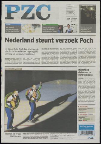 Provinciale Zeeuwse Courant 2013-02-18