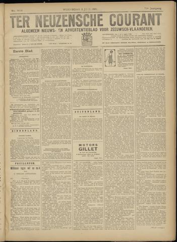 Ter Neuzensche Courant. Algemeen Nieuws- en Advertentieblad voor Zeeuwsch-Vlaanderen / Neuzensche Courant ... (idem) / (Algemeen) nieuws en advertentieblad voor Zeeuwsch-Vlaanderen 1931-06-03
