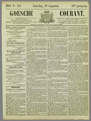 Goessche Courant 1896-08-29