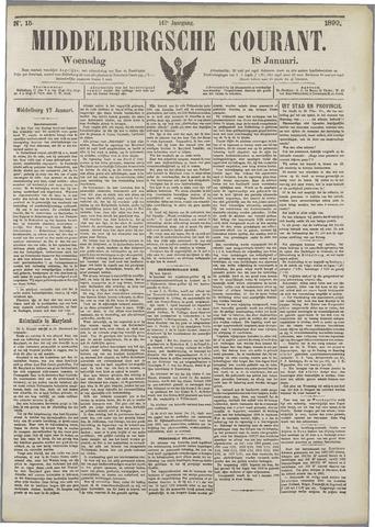 Middelburgsche Courant 1899-01-18