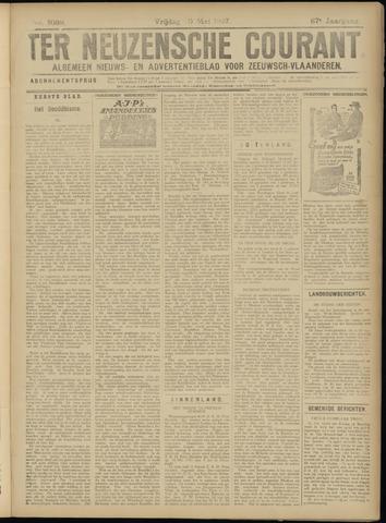 Ter Neuzensche Courant. Algemeen Nieuws- en Advertentieblad voor Zeeuwsch-Vlaanderen / Neuzensche Courant ... (idem) / (Algemeen) nieuws en advertentieblad voor Zeeuwsch-Vlaanderen 1927-05-20