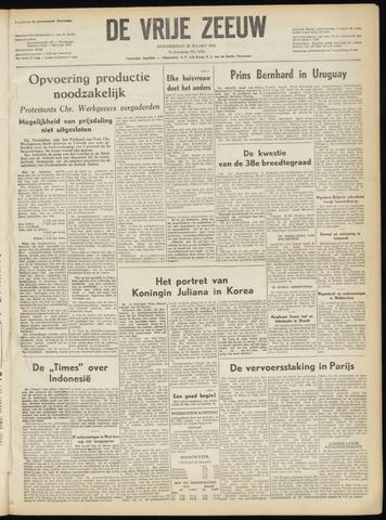 de Vrije Zeeuw 1951-03-29