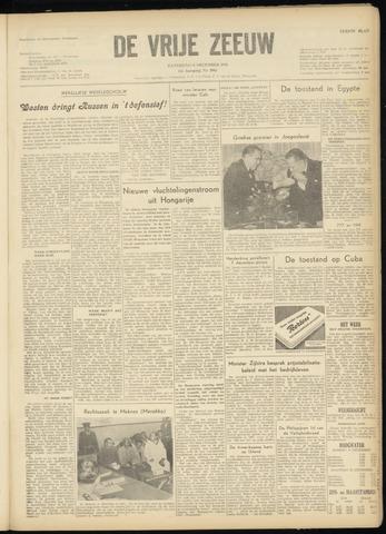 de Vrije Zeeuw 1956-12-08