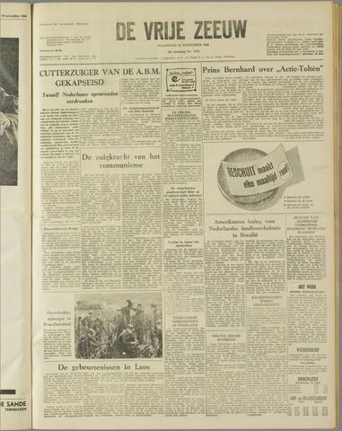 de Vrije Zeeuw 1960-11-21