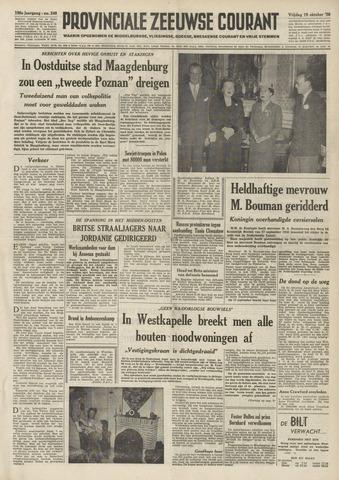 Provinciale Zeeuwse Courant 1956-10-19