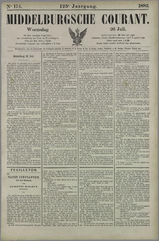Middelburgsche Courant 1882-07-26